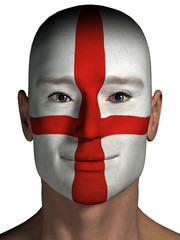England - man