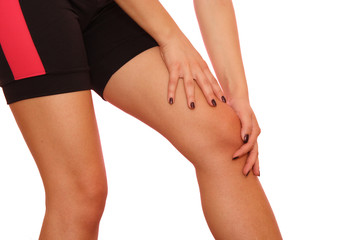 knee - pain - massage