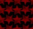 xmas stars - seamless pattern