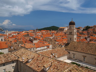 Monastery of St. Francisk in Dubrovnik (Croatia)