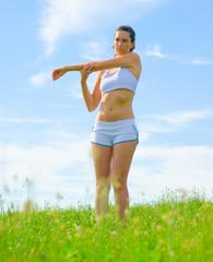 Mature Woman Athlete