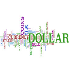 Dollar tag cloud