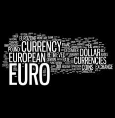 Euros tag cloud