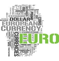 Euro tag cloud