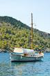 Barca ad Assos, Cefalonia