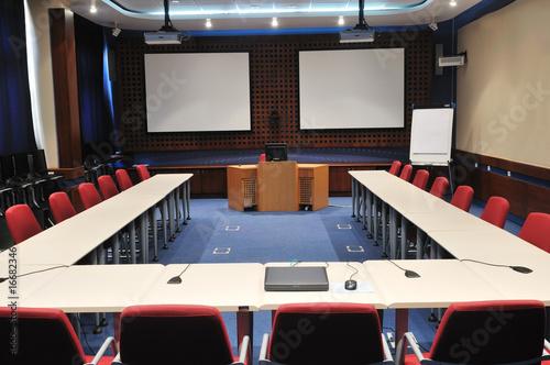 conference room interior - 16682346