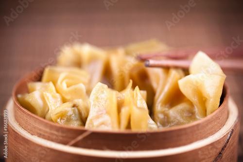 Bouch es vapeur cuisine asiatique photo libre de - Cuisine asiatique vapeur ...
