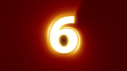 Glow countdown
