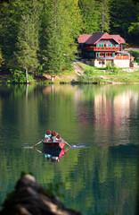 The Lakes of Fusine - Friuli Venezia Giulia - (UD) - Italy 2