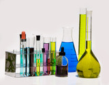 Chemistry supplies from the Lab poster