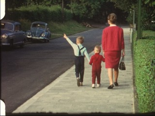 Sonntagsspaziergang (8 mm-Film)