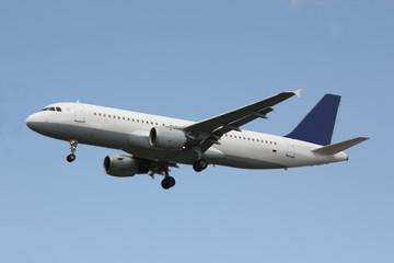 Landeanflug Berlin