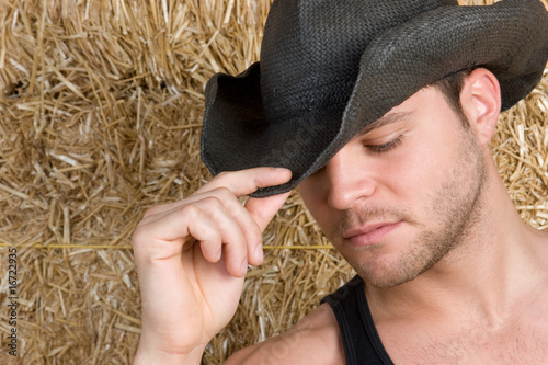 Handsome Country Man
