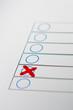 Wahlentscheidung