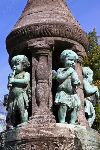 Marcus-Brunnen Bremen - 16724776