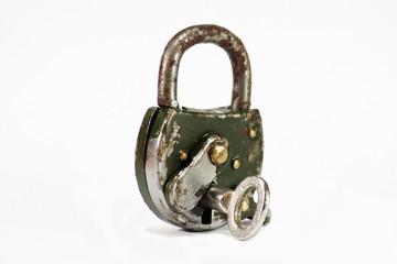 Old lock 2