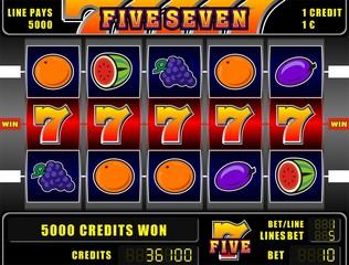 Five Seven 5000 € Win