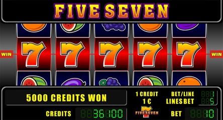Five Seven Jackpot