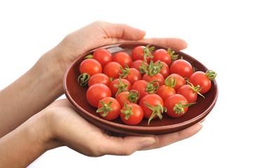 cherry tomatoe