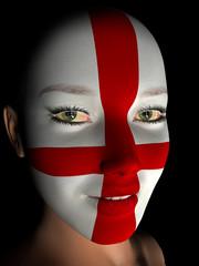 England - woman