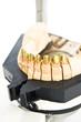 metal dental mold