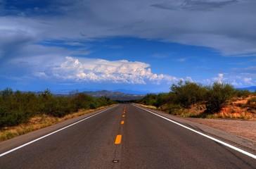 Desert Mountain Road