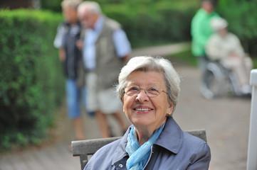 Portrait Seniorin VIII