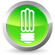 Energiesparlampe - Button