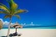 Leinwanddruck Bild - Cancun beach