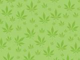 marijuana background poster