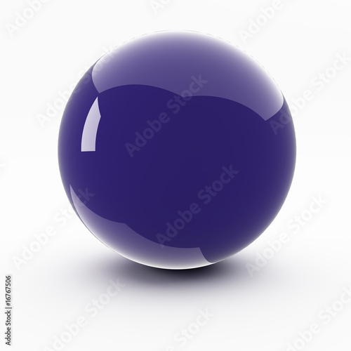sfera viola - 16767506