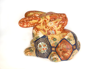 Chinese Rabbit (Rare Antique)