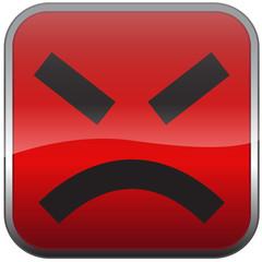 Emotion square button