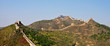 Great Wall of China landscape view