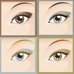Set Eyes