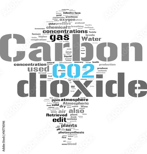 Co2 tag cloud