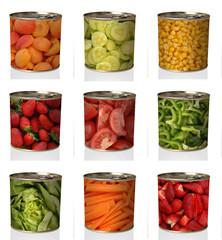 conserve alimentation
