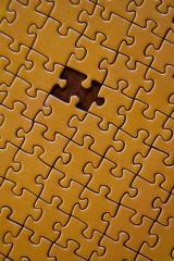 Puzzel-Teile