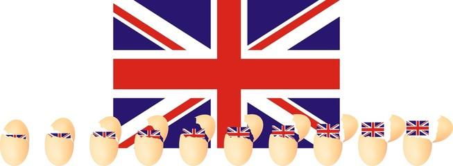 The great British egg
