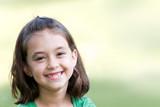 Fototapety Happy Little Girl