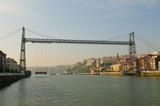 Puente Colgante or Vizcaya Bridge, Spain poster