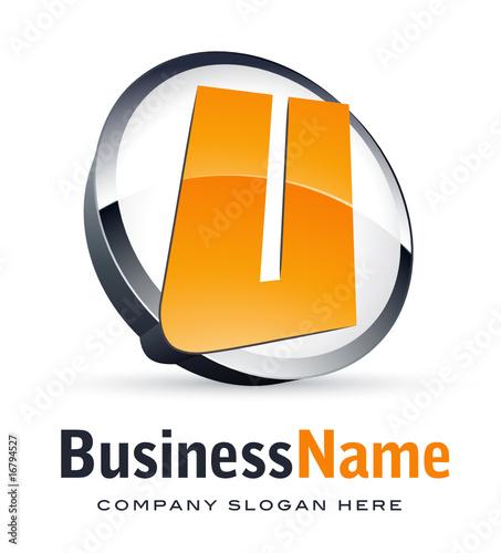 letter a logo designs. Alphabet logo design, letter U