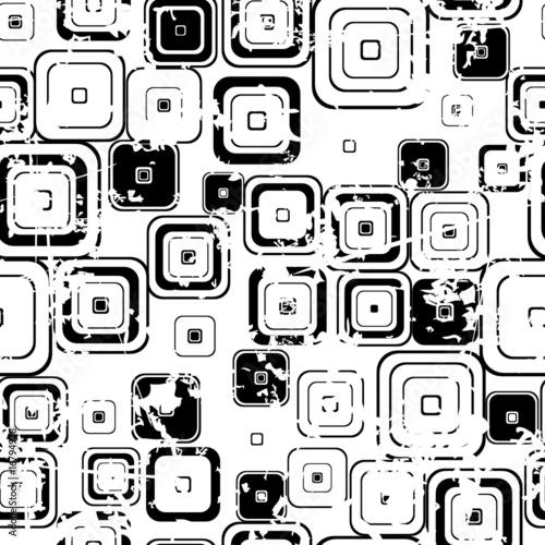 Mosaic seamless wallpaper. - 16794978