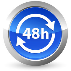 48h - Lieferservice - Button