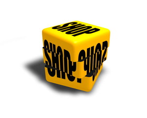 shop cube 3d animation