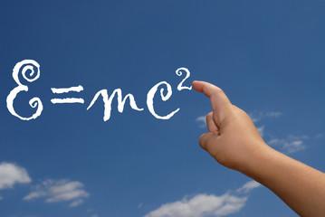 e=mc2 nel cielo