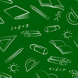 pattern stationery object poster