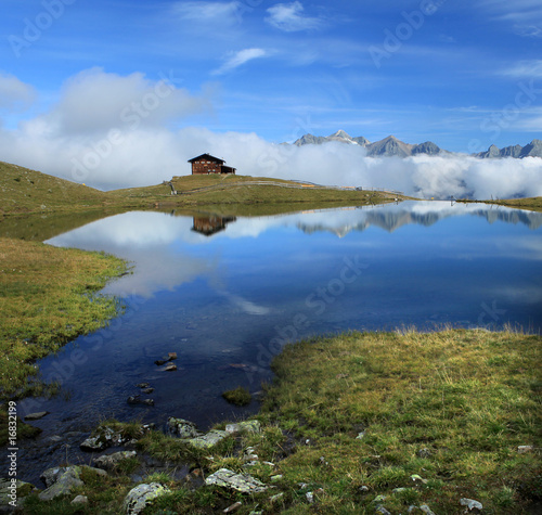Alpine scenery - Alpenszene