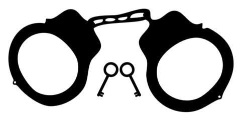 Menottes - Handcuffs