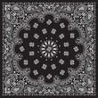 BANDANA-BLACK - 16848907
